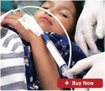 Buy Charitable Gifts Like IV Starter Kits