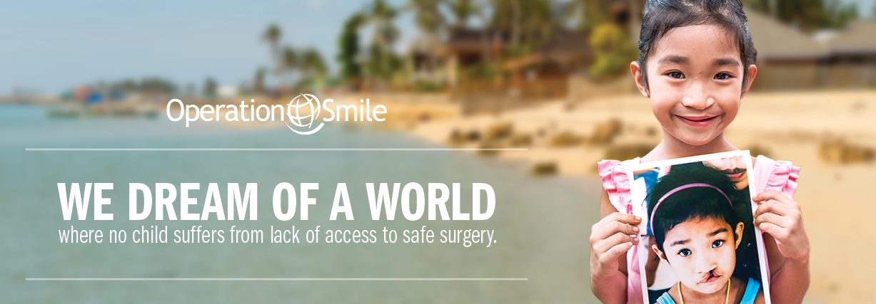 operation smile Our mission is to provide free reconstructive facial surgery to needy children  learn more about our involvement with operation smile.